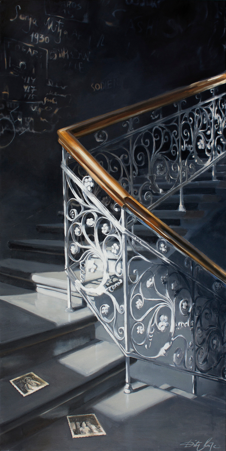 Dita Luse - Story of the stairs