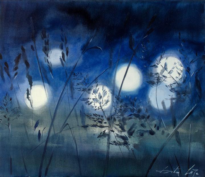 Dita Luse - Solstice. Night