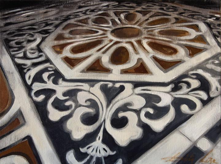 Dita Luse - Floor pattern II