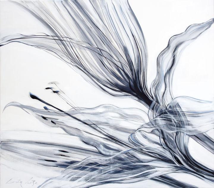 Dita Luse - White lily