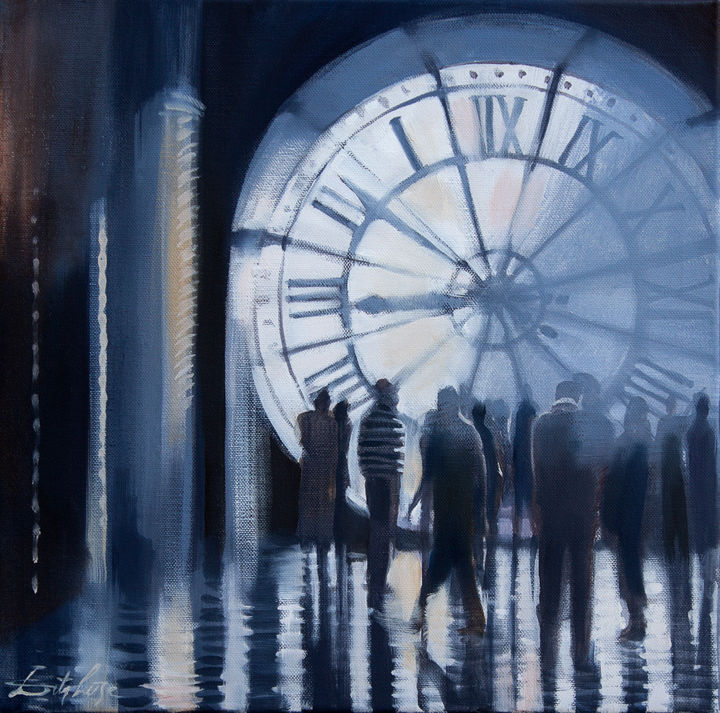 Dita Luse - In the light of time